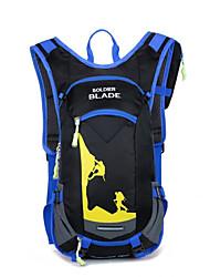 cheap -18 L Backpacks Hiking Cycling / Bike Camping Trail Rain-Proof Anti-Shock Travel Mountaineering Nylon