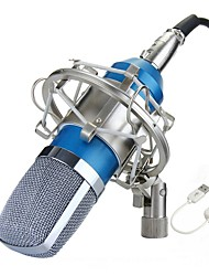 cheap -KEBTYVOR BM700 Wired Microphone Sets Condenser Microphone Professional For PC