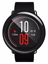 cheap -Original Xiaomi Huami AMAZFIT Sports Bluetooth Smartwatch ENGLISH VERSION Heart Rate Monitor GPS Real-time Track Record