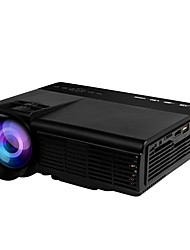 cheap -Q5 LCD Home Theater Projector 800lm lm Support 1080P (1920x1080) inch Screen