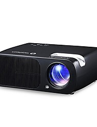cheap -BL-20 Android LCD Home Theater Projector WVGA (800x480)ProjectorsLED 2600