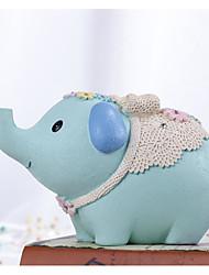 economico -bomboniere di capodanno& regali-pratici favori regali polyresin animali vacanze fiabe tema compleanno amici