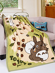 Super Soft,Yarn Dyed Animals Pure Cotton Blankets