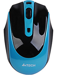 Недорогие -a4tech g11-580fx офисная беспроводная мышь 2.4g micro usb 4 ключа 2000dpi