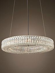 cheap -OBSESS® 6-Light Pendant Light Ambient Light - Crystal, 110-120V / 220-240V / 10-15㎡