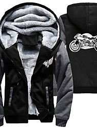 cheap -Men  Motorcycle Jecket Wind Proof Wear-Resistant Jacket  Protector Gear for Motorsport