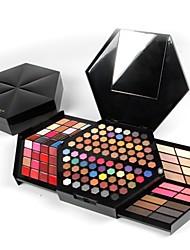 cheap -Powder Concealer/Contour Blush+Concealer Shadow Mascara Eyeliner Eyebrow+Lip Plumper Lip Primer Lip Balm Matte Shimmer Mineral