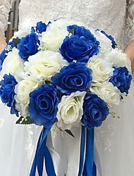 """fleurs de mariage bouquets mariage soie 9,84 """"(approx.25cm) accessoires de mariage"""