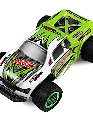 economico -Auto RC JJRC Q35 2.4G Off Road Car Alta velocità 4WD Drift Car Passeggino SUV Monster Truck Bigfoot 1:24 30 KM / H Telecomando