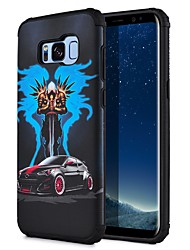 cheap -Case For Samsung Galaxy S8 Plus S8 Pattern Back Cover City View Hard PC for S8 Plus S8 S7 edge S7