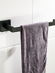 cheap -Towel Bar Traditional / Vintage Retro / Vintage Stainless Steel 1 pc - Hotel bath 1-Towel Bar