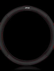 Недорогие -автомобильные крышки рулевого колеса (кожа) для джипа все годы grand cherokee