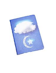 Etui Til Apple iPad mini 4 Med stativ Flip Heldækkende Anden Eiffeltårnet Hårdt Kunstlæder for iPad Air 2 iPad Air iPad Mini 4 iPad Mini