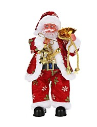 cheap -Christmas Gifts Toys Santa Suits Holiday People Sparkling Holiday Kids Pieces