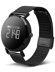 abordables -cv08 bluetooth smart watch deporte podómetro reloj monitor de frecuencia cardíaca smartwatch para el teléfono inteligente Android iphone