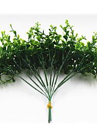 10 Větev Umělá hmota Others Rostliny Others Květina na stůl Umělé květiny