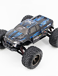 Carro com CR S911 4ch Off Road Car Alta Velocidade 4WD Drift Car Carroça SUV Monster Truck Bigfoot Electrico Não Escovado 50 KM / H