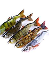 preiswerte -1 Stück Harte Fischköder Kunststoff Seefischerei Fliegenfischen Köderwerfen Spinn Spring Fischen Fischen im Süßwasser Angeln Allgemein