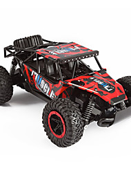 abordables -Coche de radiocontrol  SYMA MM2615 4 Canales 2.4G Off Road Car 1:16 Brush Eléctrico 20 KM / H