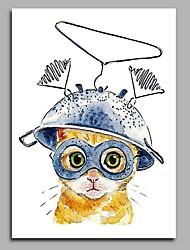 abordables -communication chat odern oeuvre art mural pour la décoration de la chambre