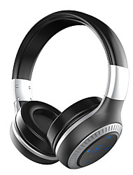 abordables -B20 Bandeau Sans Fil Ecouteurs Plastique Écouteur Avec contrôle du volume Casque