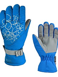 cheap -Ski Gloves Women's Full-finger Gloves Keep Warm Coating Motor Bike Outdoor Exercise Winter