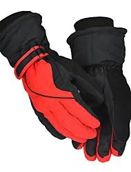 cheap -Ski Gloves Men's Full-finger Gloves Keep Warm Coating Motor Bike Outdoor Exercise Winter
