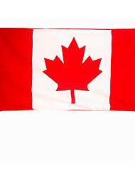 Недорогие -Свежий стиль Банное полотенце,Государственный флаг Высшее качество Полиэстер/Хлопок Полотенце
