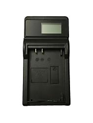 ismartdigi lpe12 lcd usb camera charger для canon lpe12 e12 lp-e12 eos m m2 m10 100d - черный