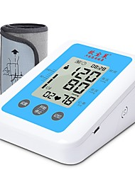 cheap -Upper Arm LCD Display Refillable Data Hold Blood Pressure Measurement