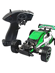 cheap -RC Car 23212 2.4G SUV 4WD High Speed Drift Car Racing Car Rock Climbing Car Buggy (Off-road) 1:20 * KM/H Remote Control / RC Rechargeable