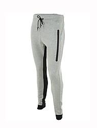 abordables -Mujer Algodón / Lino Pantalones de Deporte Pantalones - Un Color