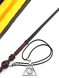 preiswerte -Mehre Accessoires Inspiriert von MAGI Eruru Anime Cosplay Accessoires Halsketten Zinklegierung Plexiglas