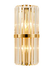 Wall Light Ambient Light Wall Sconces 40W 220V E27 Modern/Contemporary Crystal