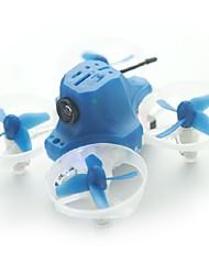 RC Drone F080 Canal 4 6 Eixos 2.4G Com Câmera HD de 720P Quadcópero com CR Voo lateral Forward / Backward Mini FPV Iluminação De LED Vôo