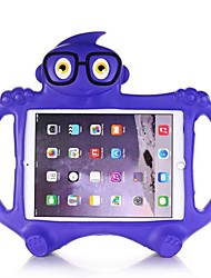cheap -Case For Apple iPad mini 4 Shockproof Full Body Cartoon Image Hard EVA for iPad Mini 4 iPad Mini 3/2/1