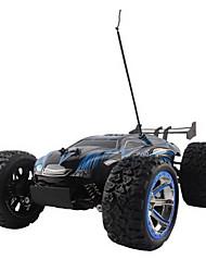 Coche de radiocontrol  4WD12 4 Canales 2.4G Off Road Car 1:12 Brush Eléctrico 45 KM / H