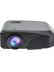 cheap -4018+ LCD Mini Projector WVGA (800x480)ProjectorsLED 1200