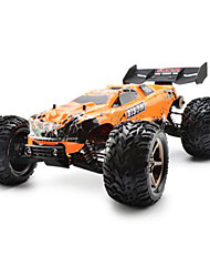 preiswerte -RC Auto 2.4G LKW Off Road Auto High-Speed 4WD Treibwagen Buggy Monster Truck Bigfoot 1:10 Bürstenloser Elektromotor 80 KM / H