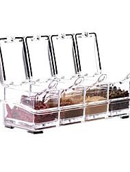 1set Кухня Пластик Хранение продуктов питания