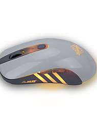 economico -ajazz firstblood 3500 dpi 6 pulsanti led usb gaming mouse avagoa3050