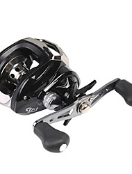 cheap -Fishing Reel Baitcast Reels 7.1:1 18 Ball Bearings Right-handed Left-handed Sea Fishing Bait Casting Ice Fishing Spinning Jigging Fishing