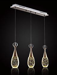 baratos -Moderno/Contemporâneo Luzes Pingente Para Sala de Estar Quarto Lojas/ Cafés AC 220-240 AC 110-120V Sim