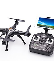 cheap -RC Drone X5SW-1 4CH 6 Axis 2.4G With 2.0MP HD Camera RC Quadcopter Forward/Backward WIFI FPV LED Lighting One Key To Auto-Return Failsafe