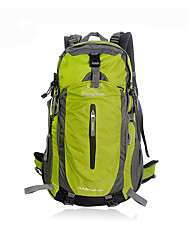 cheap -Sheng yuan 40 L Backpacks Hiking Outdoor Exercise Multisport Mountaineering Back Country Nylon