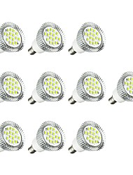 cheap -10pcs 5W E14 LED Spotlight E14/E12 16 leds SMD 5630 LED Lights White 380lm 3000-3500/6000-6500K AC 85-265V