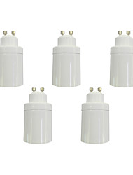 GU10 to E27 Quick Bulb Converter Bulb Accessory 5Pcs