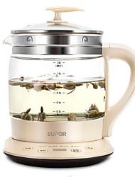 Cucina Vetro organico 100-240 Teiera di vetro Vuoto Macchine da caffè