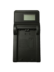 ismartdigi bp110 lcd usb камера зарядное устройство для канона bp110 hf r20 r26 r28 r200 r206 cg-110e аккумулятор - черный