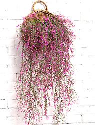 Недорогие -Искусственные Цветы 1 Филиал Современный / Пастораль Стиль Pастений Корзина Цветы